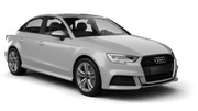EUROPCAR de Aluguer de carros Compact East London - Airport - Audi A3