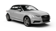 EUROPCAR de Aluguer de carros Luxury Geneva - Downtown - Audi A3 Convertible