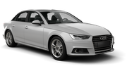 BIDVEST de Aluguer de carros Standard East London - Airport - Audi A4