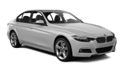 FIRST de Aluguer de carros Fullsize Durban - Airport - King Shaka - BMW 3 Series