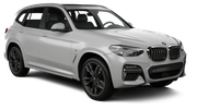 HERTZ de Aluguer de carros Exotic East London - Airport - BMW X3