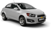 SIXT de Aluguer de carros Economy Hamad International Airport - Chevrolet Aveo