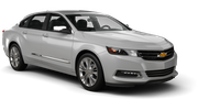 AVIS de Aluguer de carros Luxury Denver - Airport - Chevrolet Impala