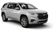 Rent Chevrolet Traverse