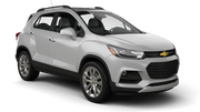 INTERRENT de Aluguer de carros Suv Sharjah - Intl Airport - Chevrolet Trax