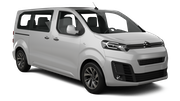 Rent Citroen Spacetourer