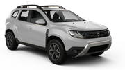 THRIFTY de Aluguer de carros Suv Dubai - Al Moosa Tower 1 - Dacia Duster