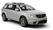 BUDGET de Aluguer de carros Exotic Durban - Airport - King Shaka - Dodge Journey