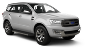 Rent Ford Everest