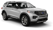 Rent Ford Explorer