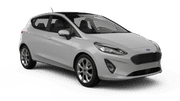 EUROPCAR de Aluguer de carros Economy East London - Airport - Ford Fiesta