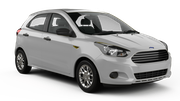 THRIFTY de Aluguer de carros Mini Sharjah - Intl Airport - Ford Figo