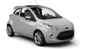 RENTAR LOW COST de Aluguer de carros Mini Escobar - Downtown - Ford Ka