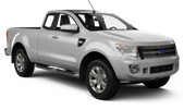 TEMPEST de Aluguer de carros Suv East London - Airport - Ford Ranger
