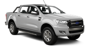 EUROPCAR de Aluguer de carros Suv East London - Airport - Ford Ranger Double Cab