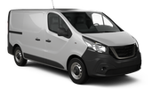Rent Ford Transit Cargo Van