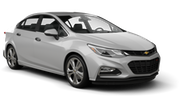 Rent Holden Cruze