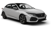 TOP RENT  de Aluguer de carros Compact Riga - Port - Honda Civic