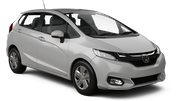 EUROPCAR de Aluguer de carros Economy Singapore Downtown - Honda Fit