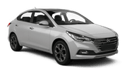 EUROPCAR de Aluguer de carros Compact East London - Airport - Hyundai Accent