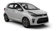 BUDGET de Aluguer de carros Mini East London - Airport - Kia Picanto
