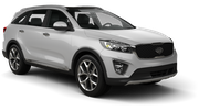 THRIFTY de Aluguer de carros Suv Singapore Downtown - Kia Sorento