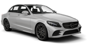BIDVEST de Aluguer de carros Luxury Durban - Airport - King Shaka - Mercedes C Class