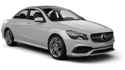 KEDDY BY EUROPCAR de Aluguer de carros Luxury Cape Town - Airport - Mercedes CLA