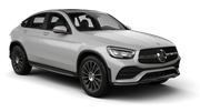 FIRST de Aluguer de carros Exotic Pretoria - Mercedes GLC