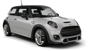 DOLLAR de Aluguer de carros Economy Dubai - Al Moosa Tower 1 - Mini Cooper F55