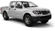 ENTERPRISE de Aluguer de carros Van Little Rock - Nissan Frontier