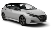 Rent Nissan Leaf Electric