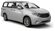 THRIFTY de Aluguer de carros Van Little Rock - Nissan Quest