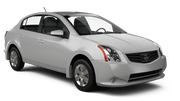 THRIFTY de Aluguer de carros Standard Little Rock - Nissan Sentra