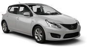 SCOTTIES de Aluguer de carros Compact Christchurch - Airport - Nissan Tiida