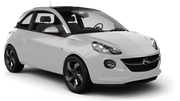 Rent Opel Adam
