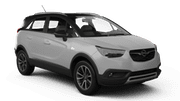 Rent Opel Crossland X