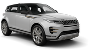 Rent Range Rover Evoque