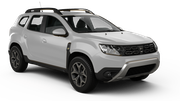 EUROPCAR de Aluguer de carros Suv East London - Airport - Renault Duster