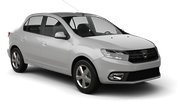 RENT A CAR de Aluguer de carros Compact Escobar - Downtown - Renault Logan