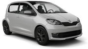 INTERRENT de Aluguer de carros Mini Riga - Downtown - Skoda Citigo