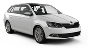 Rent Skoda Fabia Estate