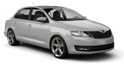 INTERRENT de Aluguer de carros Compact Riga - Port - Skoda Rapid