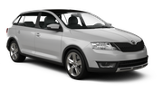 INTERRENT de Aluguer de carros Compact Riga - Port - Skoda Rapid Spaceback