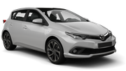 TOP RENT  de Aluguer de carros Standard Riga - Port - Toyota Auris Estate