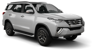 Rent Toyota Fortuner