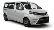 Rent Toyota Proace
