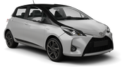 TOP RENT  de Aluguer de carros Economy Riga - Port - Toyota Yaris