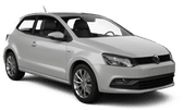 TOP RENT  de Aluguer de carros Economy Riga - Port - Volkswagen Polo