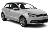 Rent Volkswagen Polo Vivo